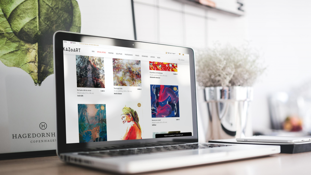 8 Tips to help you when buying art online