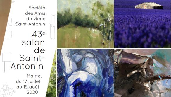 KAZoART, partenaire du Salon d'Art contemporain de Saint-Antonin-Noble-Val cet été Cécile Martet, 9 juillet 2020 2 min read 0 KAZoART, partenaire du Salon d'Art contemporain de Saint-Antonin-Noble-Val cet été