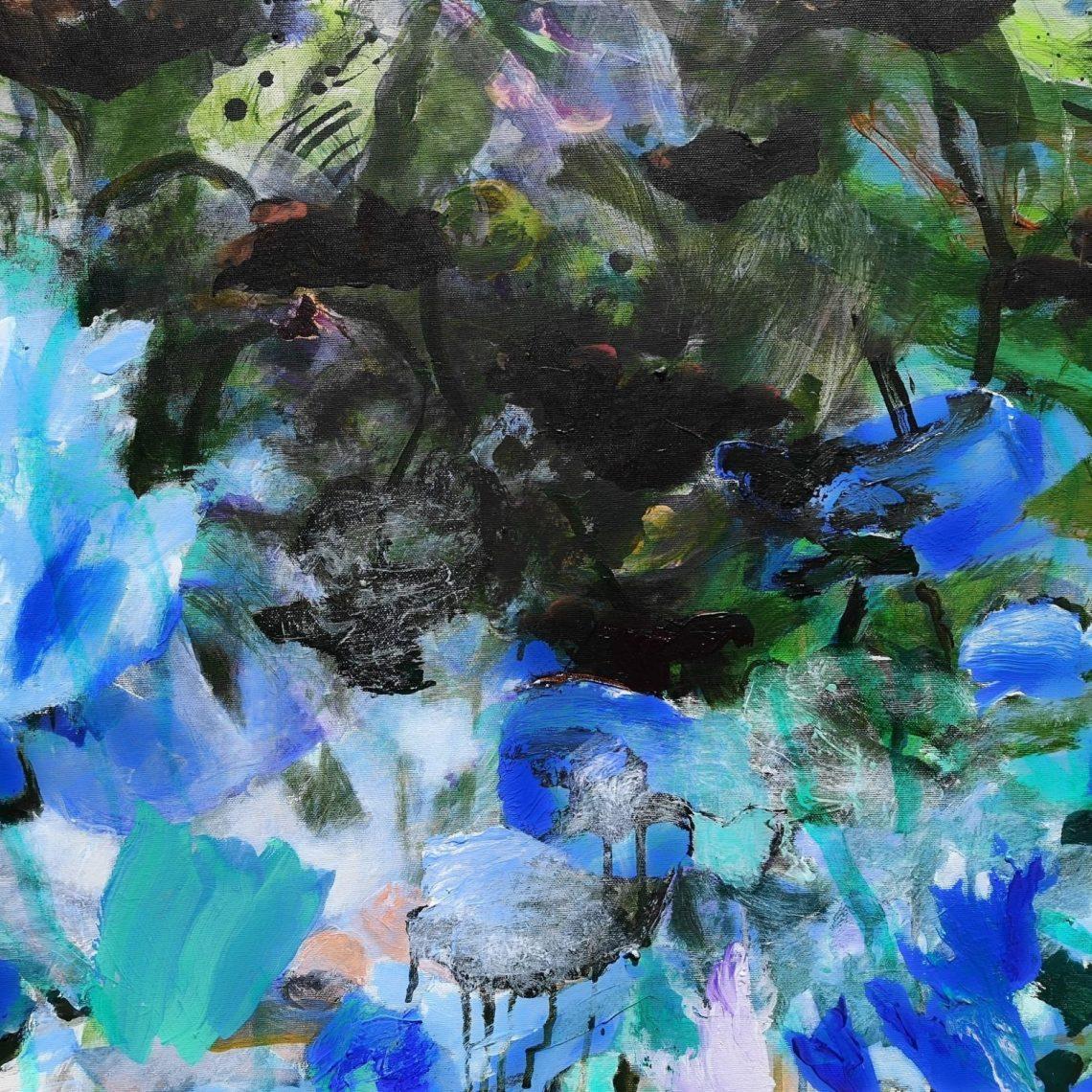 Peinture Aline Wiest