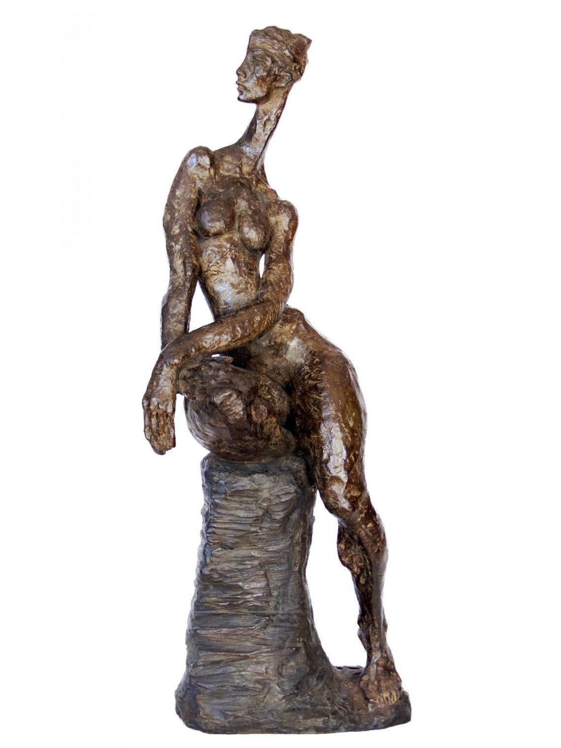 Sculpture Marie-Thérèse Tsalapatanis