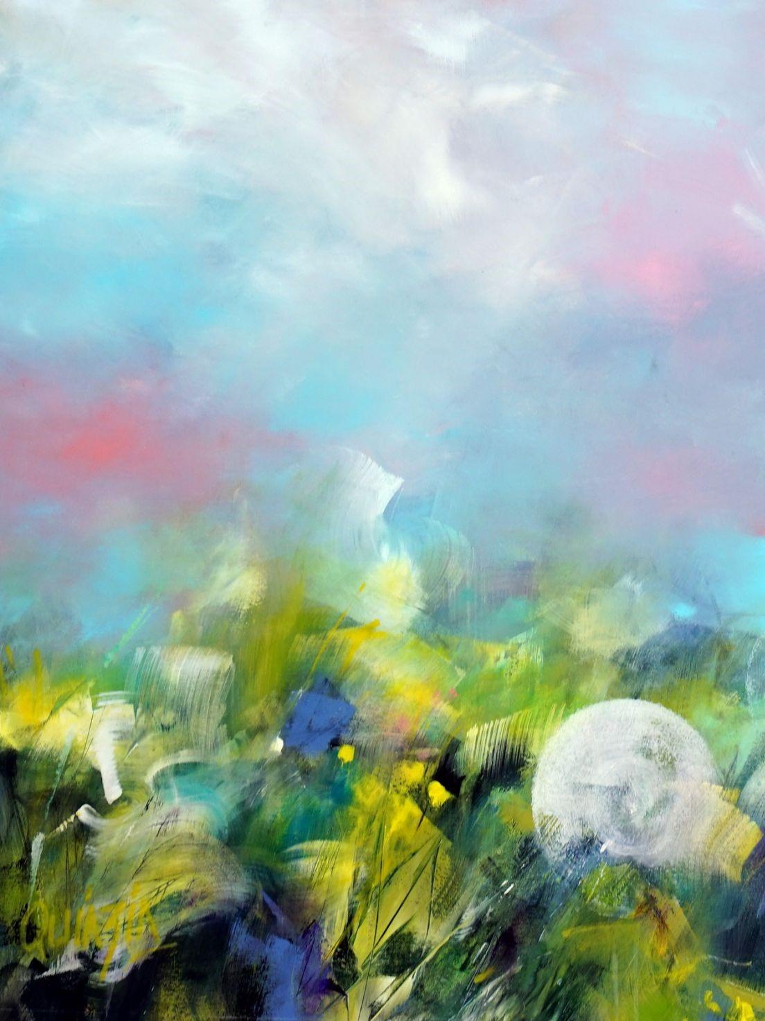 Peinture Marianne Quizin