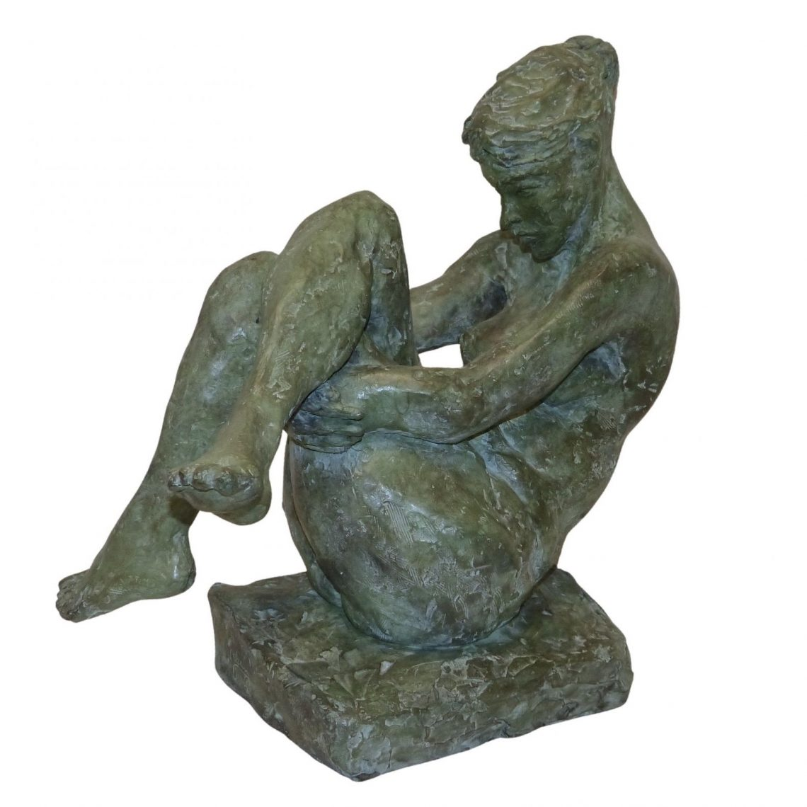 Oeuvre sculpture Ybah