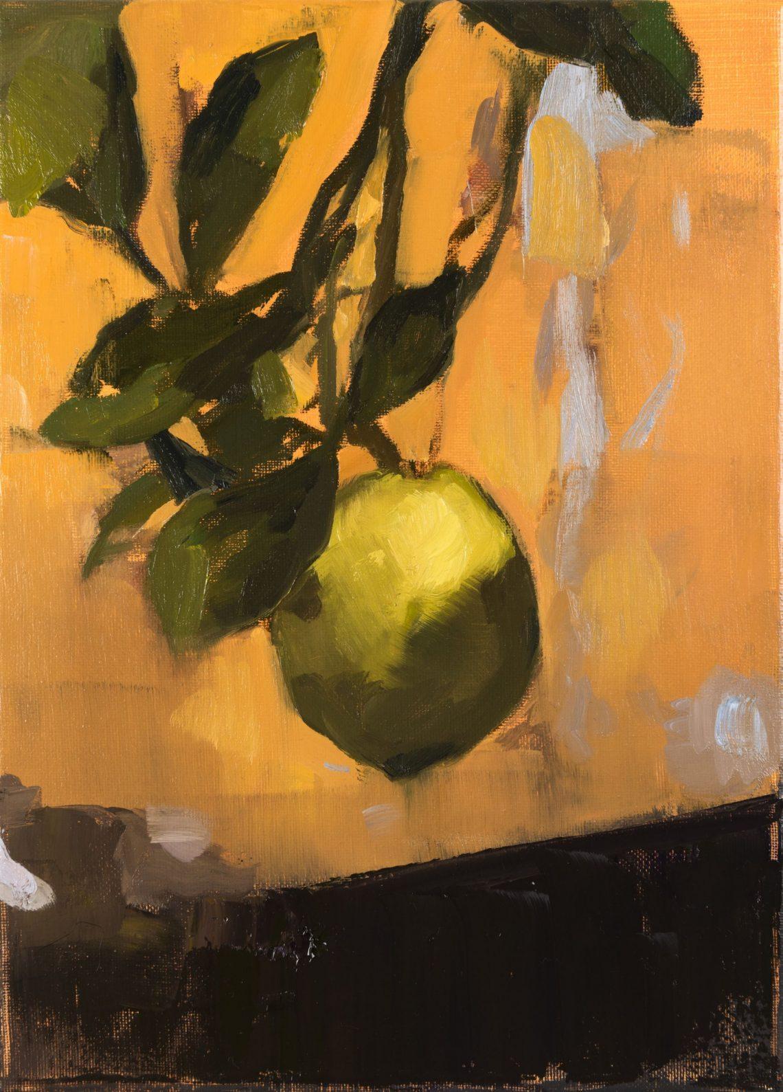 Peinture de Chloé Tiravy