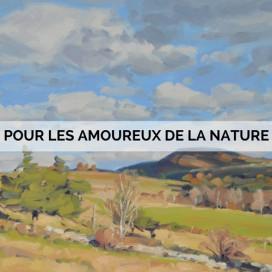 POUR LES AMOUREUX DE LA NATURE