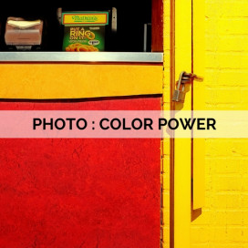 PHOTO : COLOR POWER