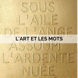 L'ART ET LES MOTS