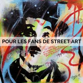 POUR LES FANS DE STREET ART
