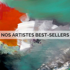NOS ARTISTES BEST-SELLERS